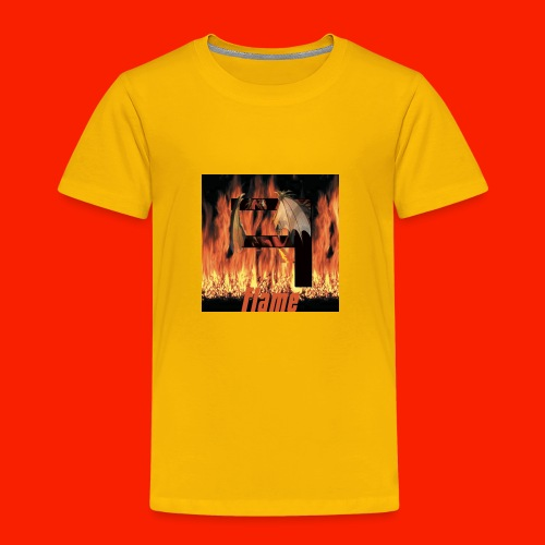 FAJ Flame Merch - Toddler Premium T-Shirt