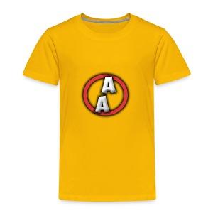 AAsquad Gaming Logo - Toddler Premium T-Shirt