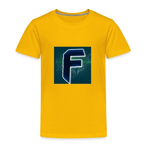 My New Logo Shirt - Toddler Premium T-Shirt