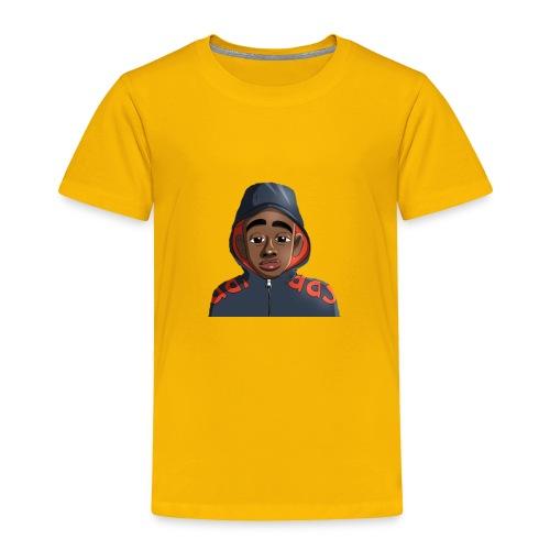 Aye Black Kid - Toddler Premium T-Shirt