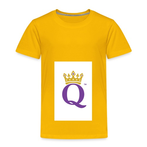 QUEEN CASE - Toddler Premium T-Shirt