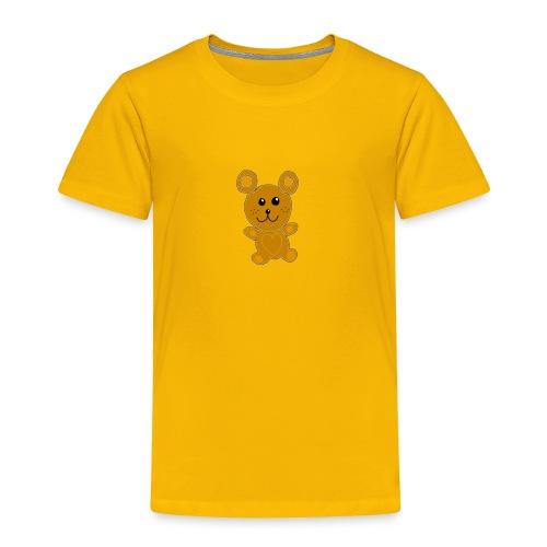 Teddy Bear - Toddler Premium T-Shirt