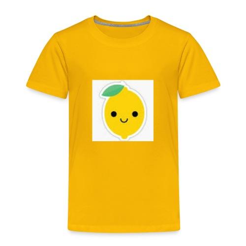 Lemon Squeeze - Toddler Premium T-Shirt