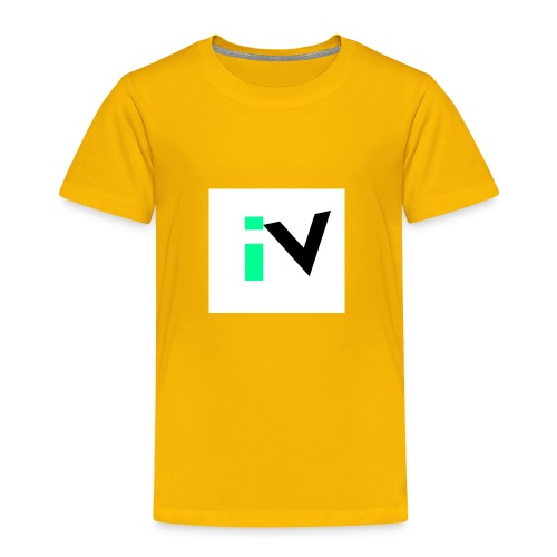 Isaac Velarde merch - Toddler Premium T-Shirt