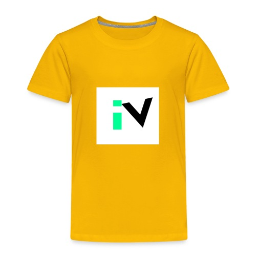 Isaac Velarde merch - Toddler Premium T-Shirt