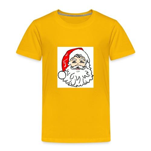 classic Santa - Toddler Premium T-Shirt