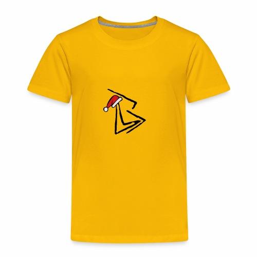 Brenden London XMAS logo - Toddler Premium T-Shirt