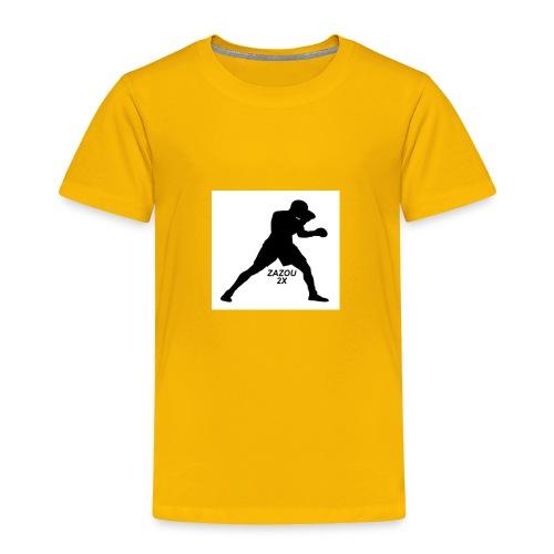 ZAZOUB - Toddler Premium T-Shirt