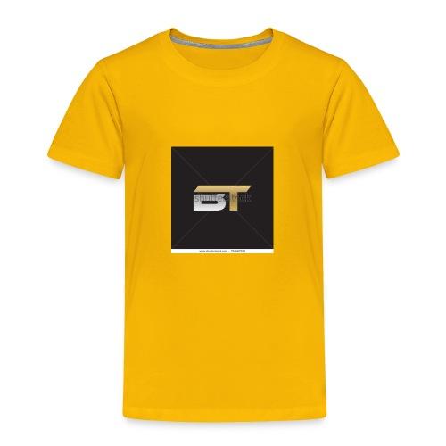 BT logo golden - Toddler Premium T-Shirt