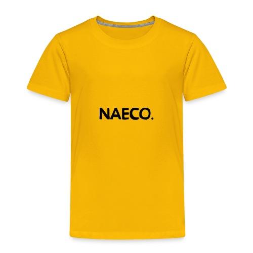 Naeco_Logo - Toddler Premium T-Shirt