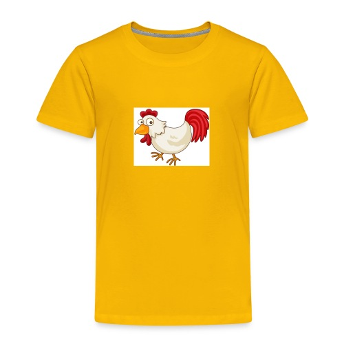 chicken the fredy - Toddler Premium T-Shirt