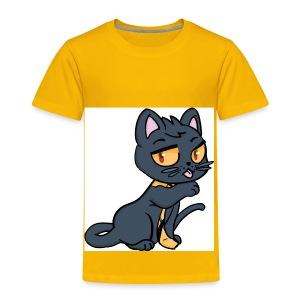 Kieran_Cat_Test - Toddler Premium T-Shirt