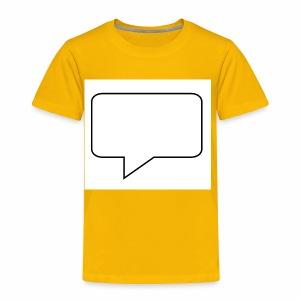 connect - Toddler Premium T-Shirt