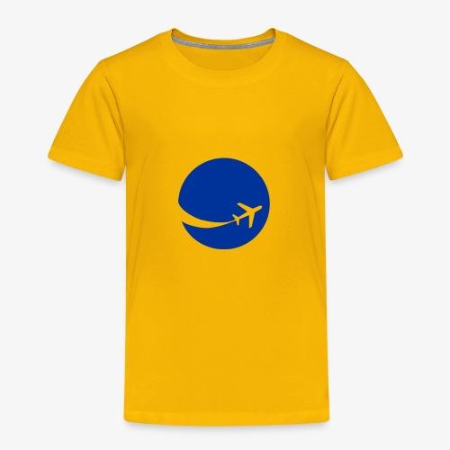 World flyer - Toddler Premium T-Shirt