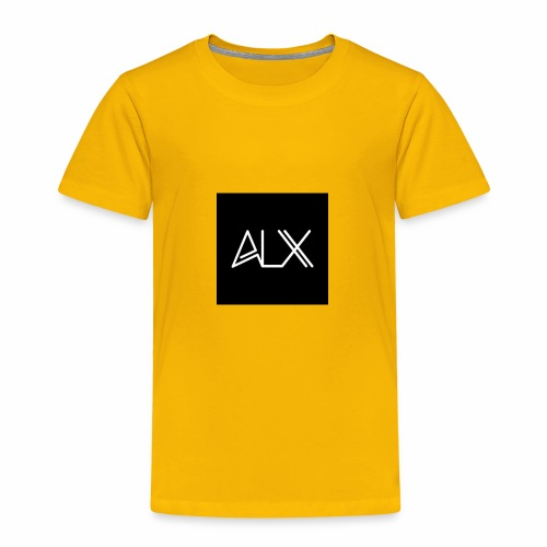ALX LOGO - Toddler Premium T-Shirt
