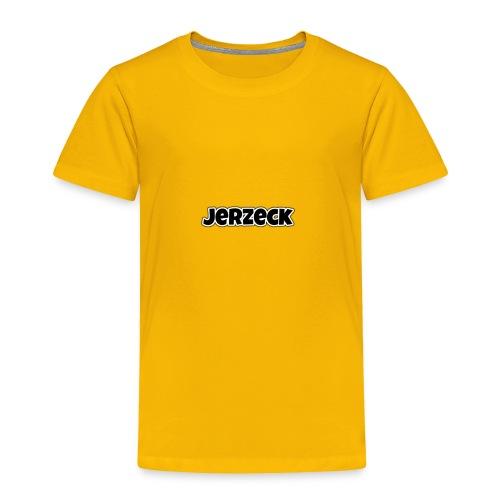 Jerzeck - Toddler Premium T-Shirt