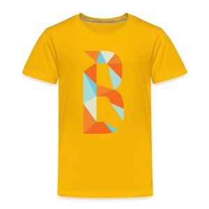 Simple Tee B - Toddler Premium T-Shirt