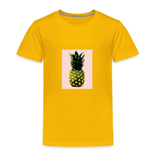 Pineapple - Toddler Premium T-Shirt