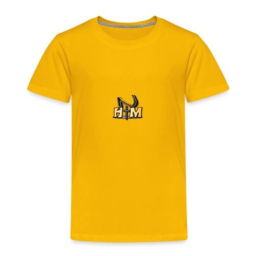 NHim Gear Logo - Toddler Premium T-Shirt