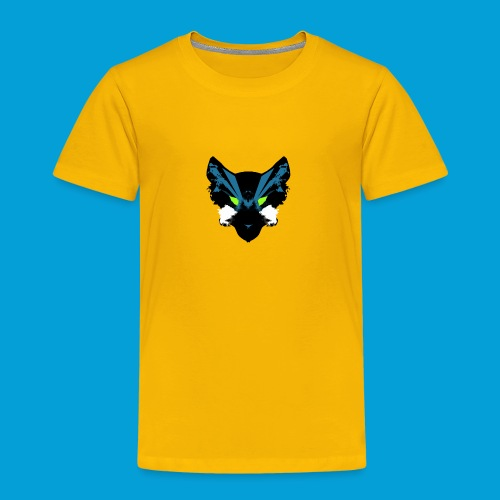 Galaxy Wolf Pack - Toddler Premium T-Shirt