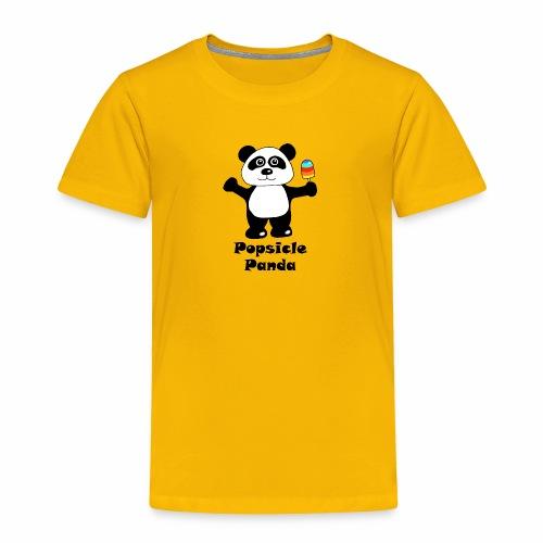 Popsicle Panda - Toddler Premium T-Shirt