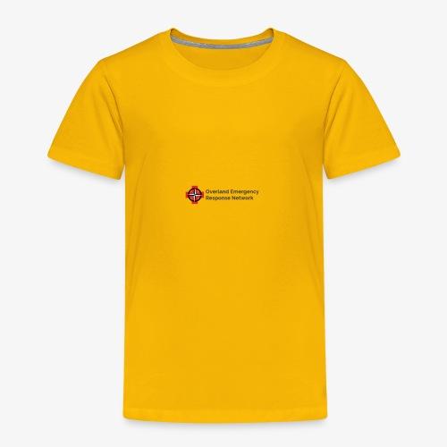 logo dark - Toddler Premium T-Shirt