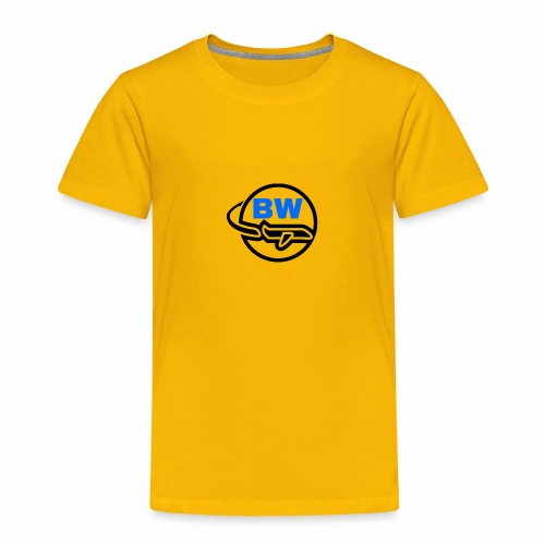 BW Logo - Toddler Premium T-Shirt