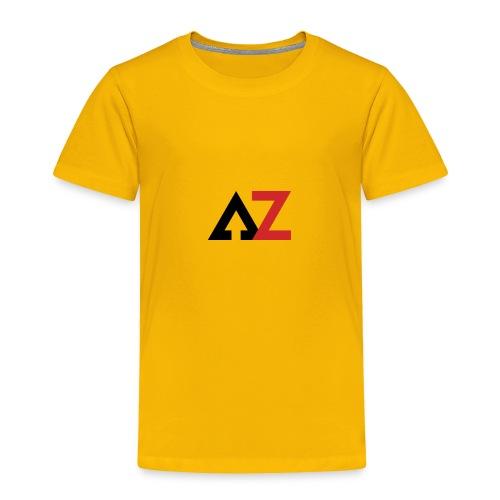 AZ Management logo - Toddler Premium T-Shirt
