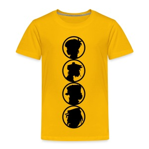 sillhouet - Toddler Premium T-Shirt