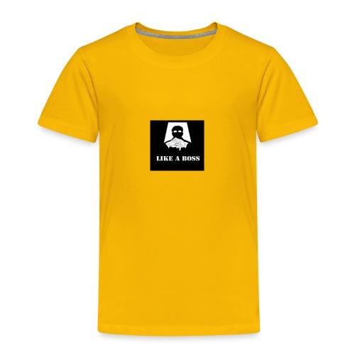 th_-4- - Toddler Premium T-Shirt
