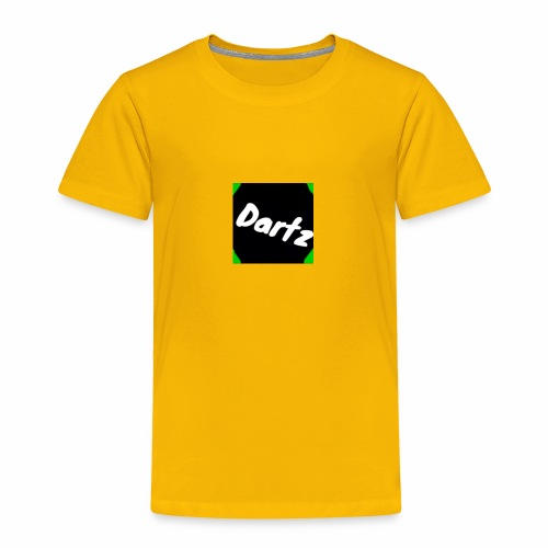Dartz Merchandise - Toddler Premium T-Shirt