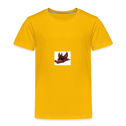 Foxygamer210 merch - Toddler Premium T-Shirt