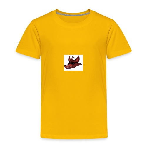 Foxygamer210 merch - Toddler Premium T-Shirt