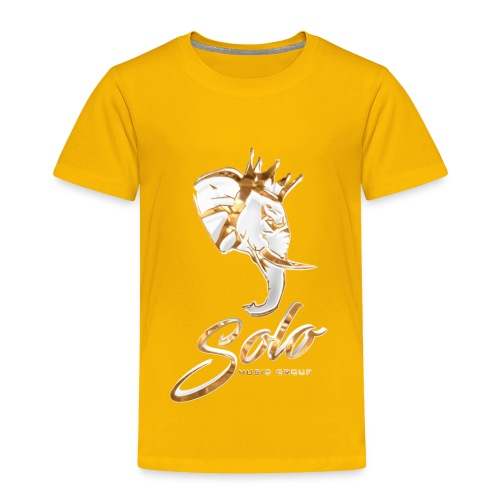 Solo Music Group - Toddler Premium T-Shirt