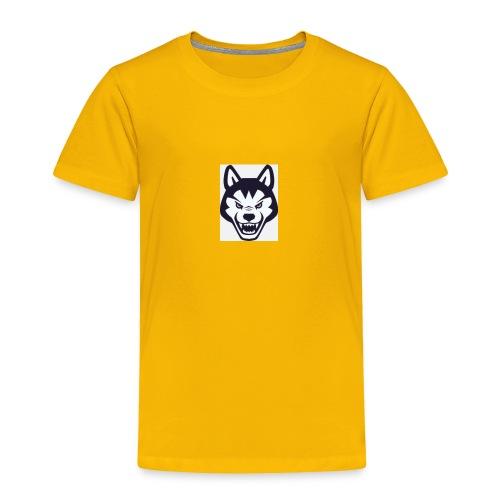because its my fist logo - Toddler Premium T-Shirt