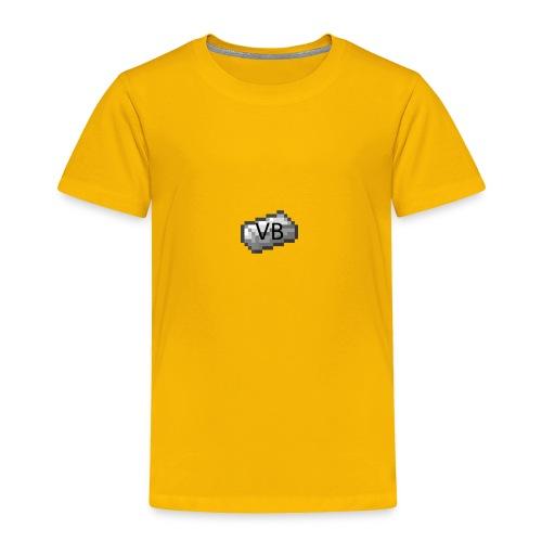 Iron - Toddler Premium T-Shirt