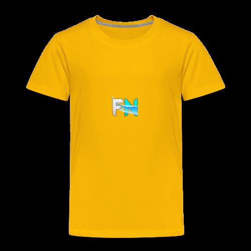 Futuristic Networks - Toddler Premium T-Shirt