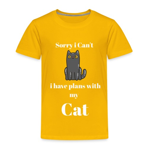 Describe You are a Cat Lover T Shirt - Toddler Premium T-Shirt