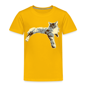 Sassy Cat - Toddler Premium T-Shirt