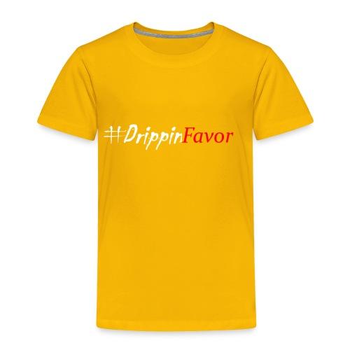 Favor Tee - Toddler Premium T-Shirt