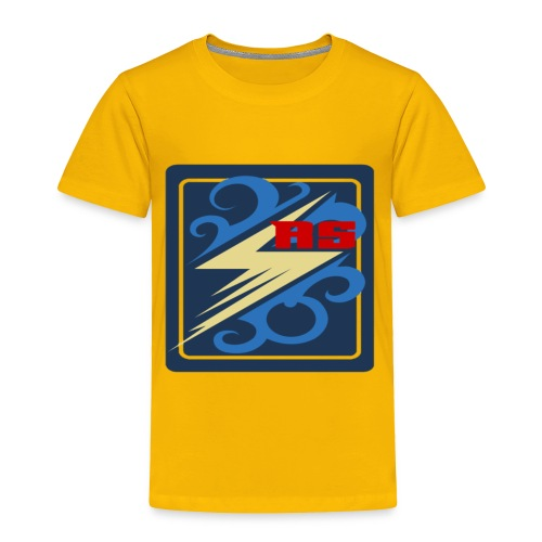 Rimps Logo Flash - Toddler Premium T-Shirt