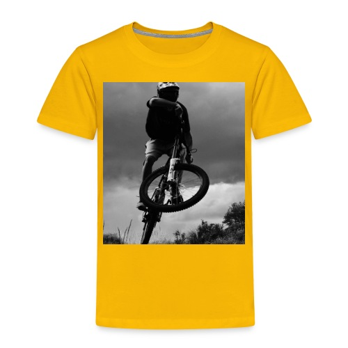 DOWNHILL. - Toddler Premium T-Shirt