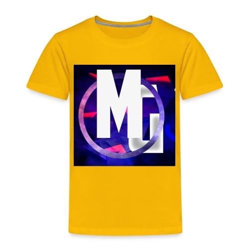 MoneyGamer Logo - Toddler Premium T-Shirt