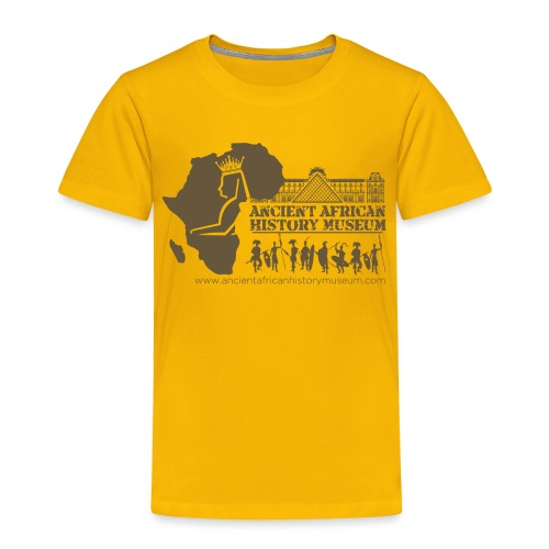 Ancient African History Museum Atlanta, Georgia - Toddler Premium T-Shirt