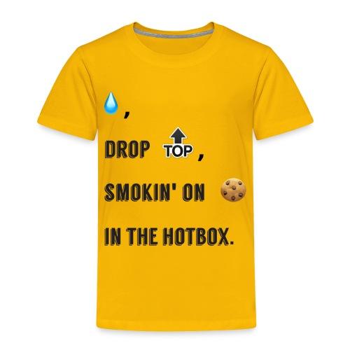 Raindrop - Toddler Premium T-Shirt