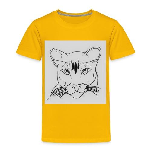 Lioness - Toddler Premium T-Shirt