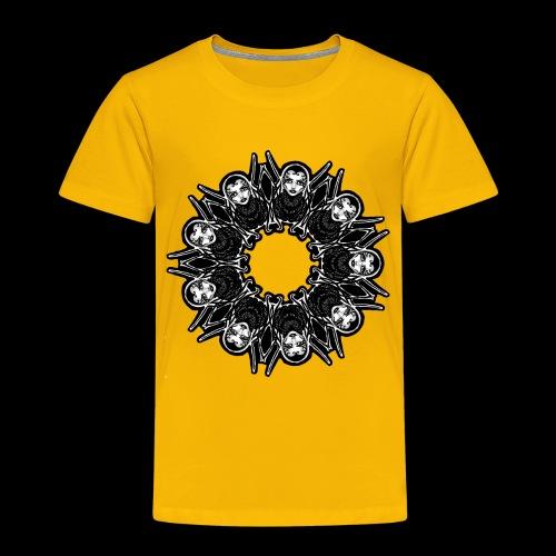 Black widow - Toddler Premium T-Shirt
