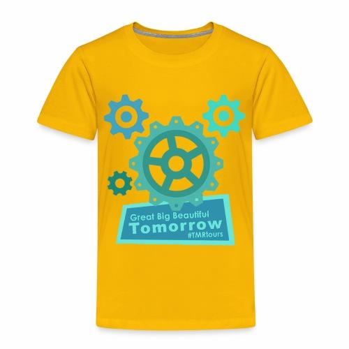 Beautiful Tomorrow - Toddler Premium T-Shirt