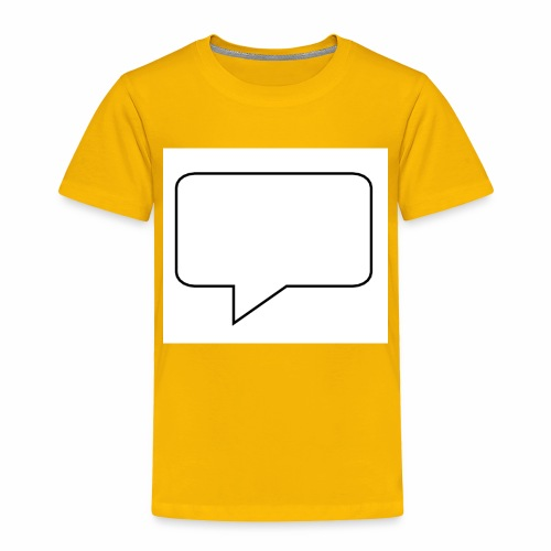 connect - Toddler Premium T-Shirt