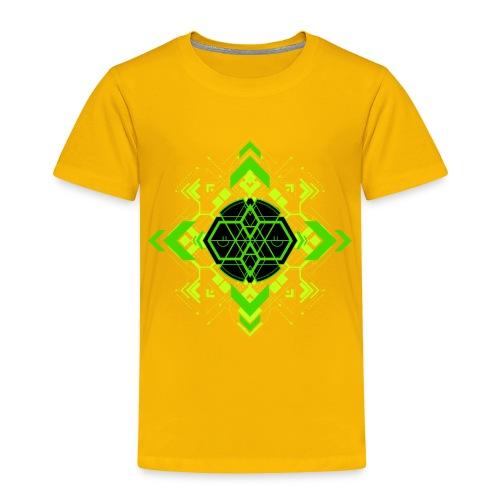 Design2_green - Toddler Premium T-Shirt